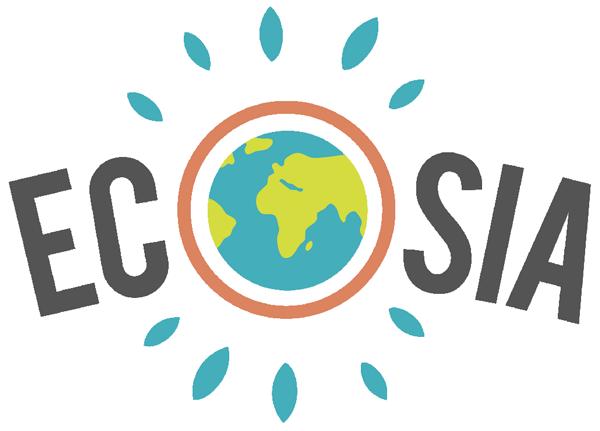 Illustration : Ecosia logo