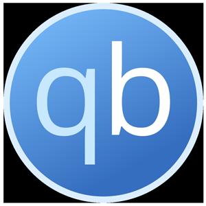 Illustration : logo qBittorrent