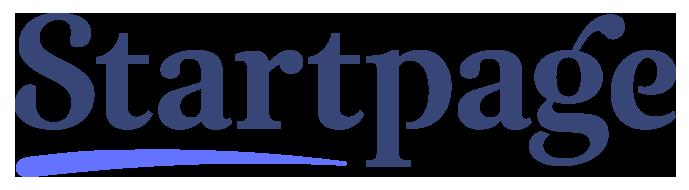 illustration : Logo Startpage