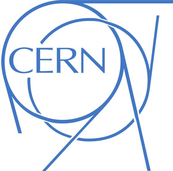 Logo de l'organisation européenne pour la recherche nucléaire