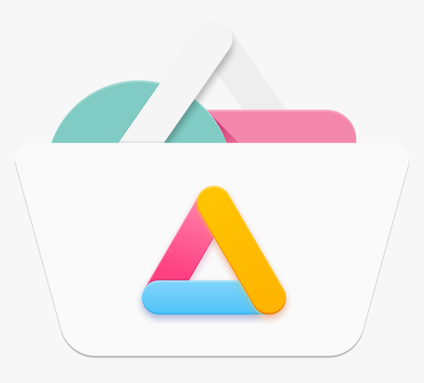 Alternative Play Store : logo Aurora Store