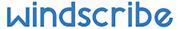 logo Windscribe en longueur