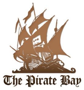 "illustration : Logo ""The Pirate Bay"""