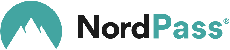 illustration : logo NordPass en longueur