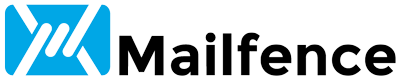 illustration : logo mail fence
