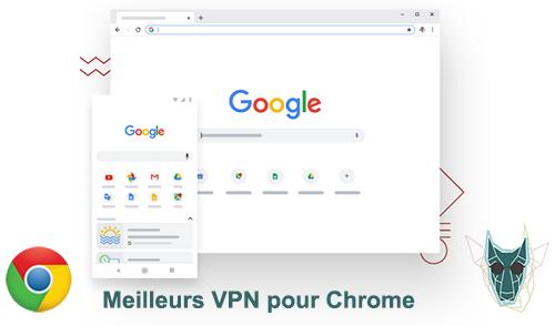 illustration des meilleurs VPN pour Chrome