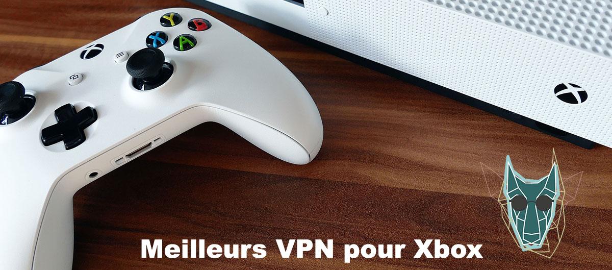 Illustration : Meilleurs VPN pour Xbox 2020