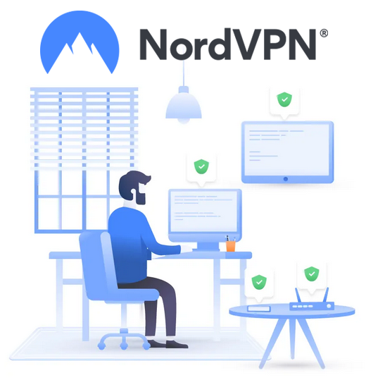 Illustratio : NordVPN pour plusieurs appareils