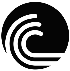 Illustration : Picto BitTorrent