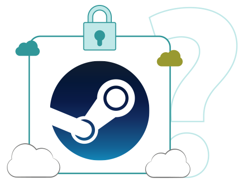 Illustration : Picto VPN pour Steam