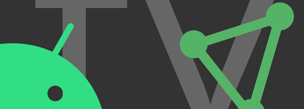 Illustration : ProtonVPN Android tv