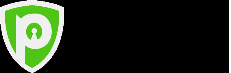 Logo de PureVPN en longueur
