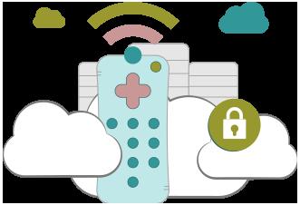 illustration : sécuriser son IPTV au moyen d'un VPN