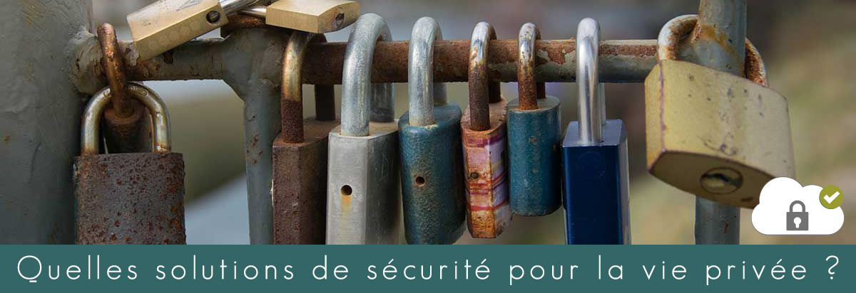 Illustration : sécurité de la Vie privée