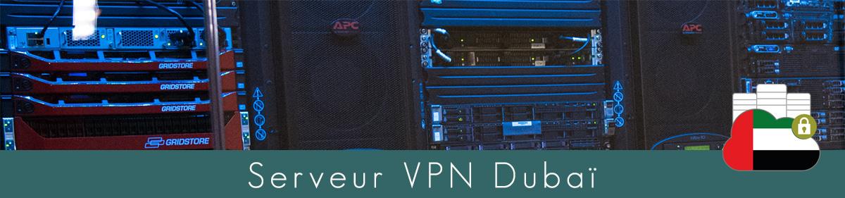 Illustration : Serveur VPN Dubaï de Hide.me