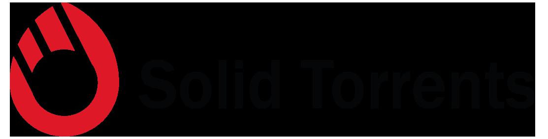 Illustration : Logo de solid torrents