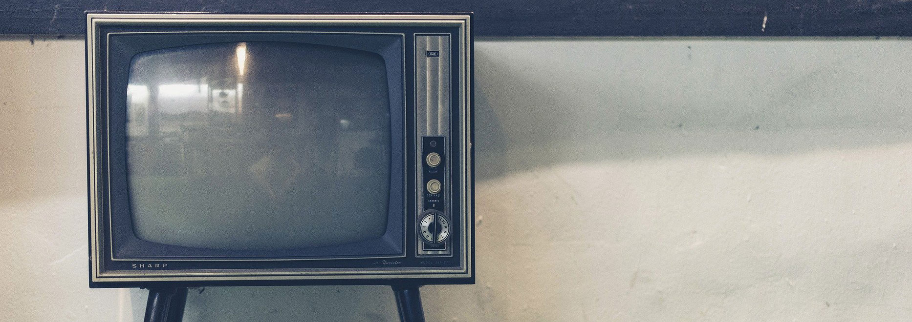 Illustration : Téléviseur catodique