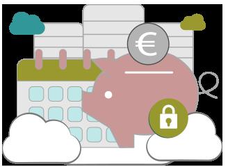 Illustration : top 5 VPN pas cher pour 1 mois