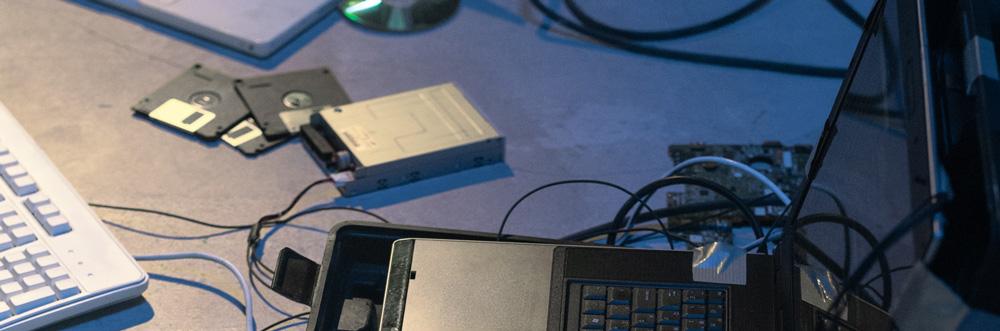 Illustration : Vieille configuration réseau pouvant affecter la vitesse des VPN