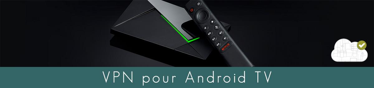 Illustration : VPN Android TV