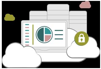 Illustratio : VPN pour entreprise