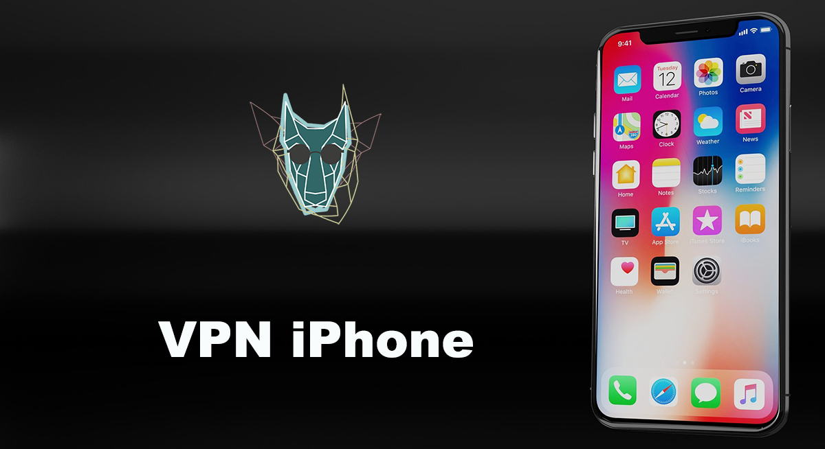 Illustration VPN Mon Ami : VPN Iphone