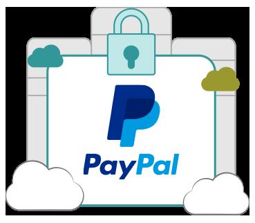 Picto : Paypal VPN