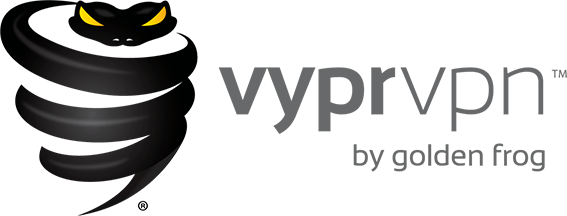 Logo en longueur de VyprVPN