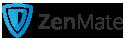Illustrqtion . logo de ZenMate en longueur
